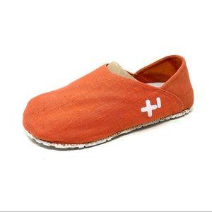 OTZ Shoes Unisex Otz300Gms Linen Slip-On Coral